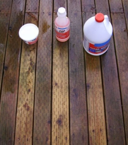 Make Your Own Outdoor Cleaner The Fiercely Frugal Savage