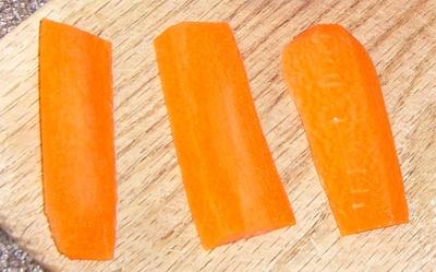 Carrot Slabs